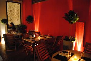 Cocinas de restaurantes pequeños